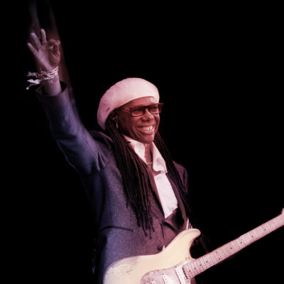 2018 Nile Rodgers Press Photo Color 2018
