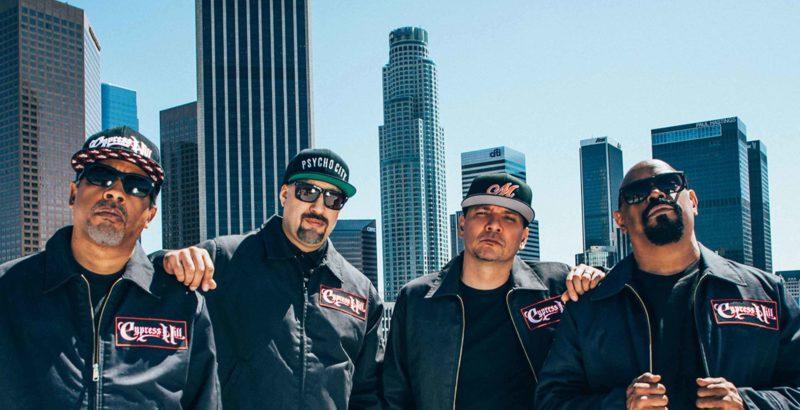 Cypress Hill Parkpop Saturday Night